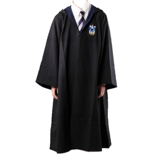 Robes drawing ravenclaw. Harry potter uniform by