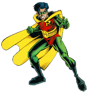 Superhero transparent free images. Robin png picture stock