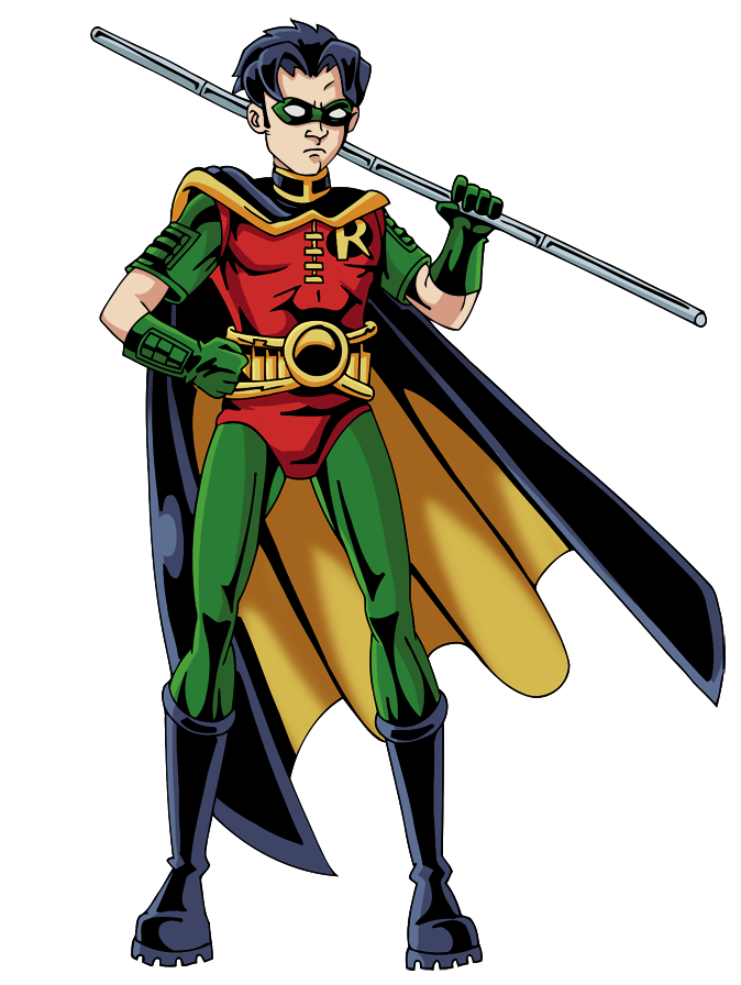 Robin comic png. Tim drake by glee