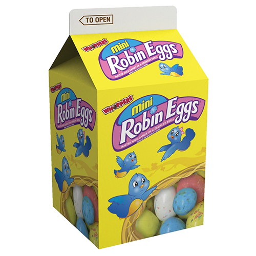 Robin eggs candy png. Whoppers mini malted milk