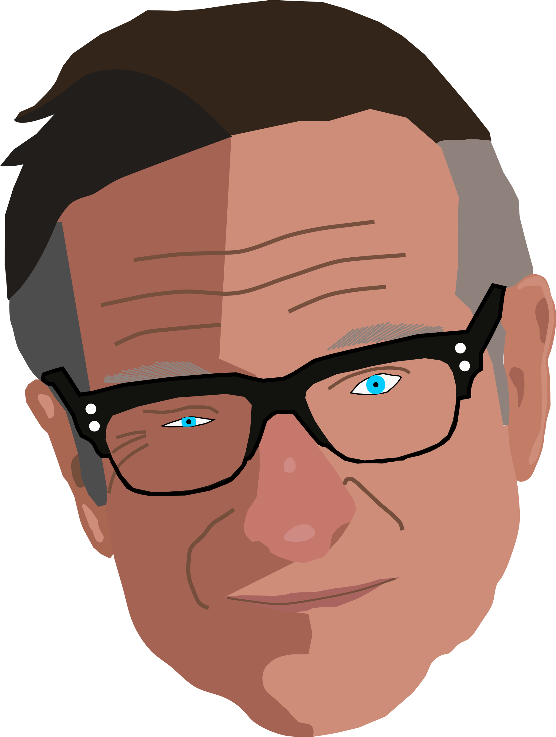 Robin head png. Williams famous person icons