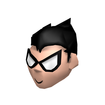 Robin head png. Image s mask roblox