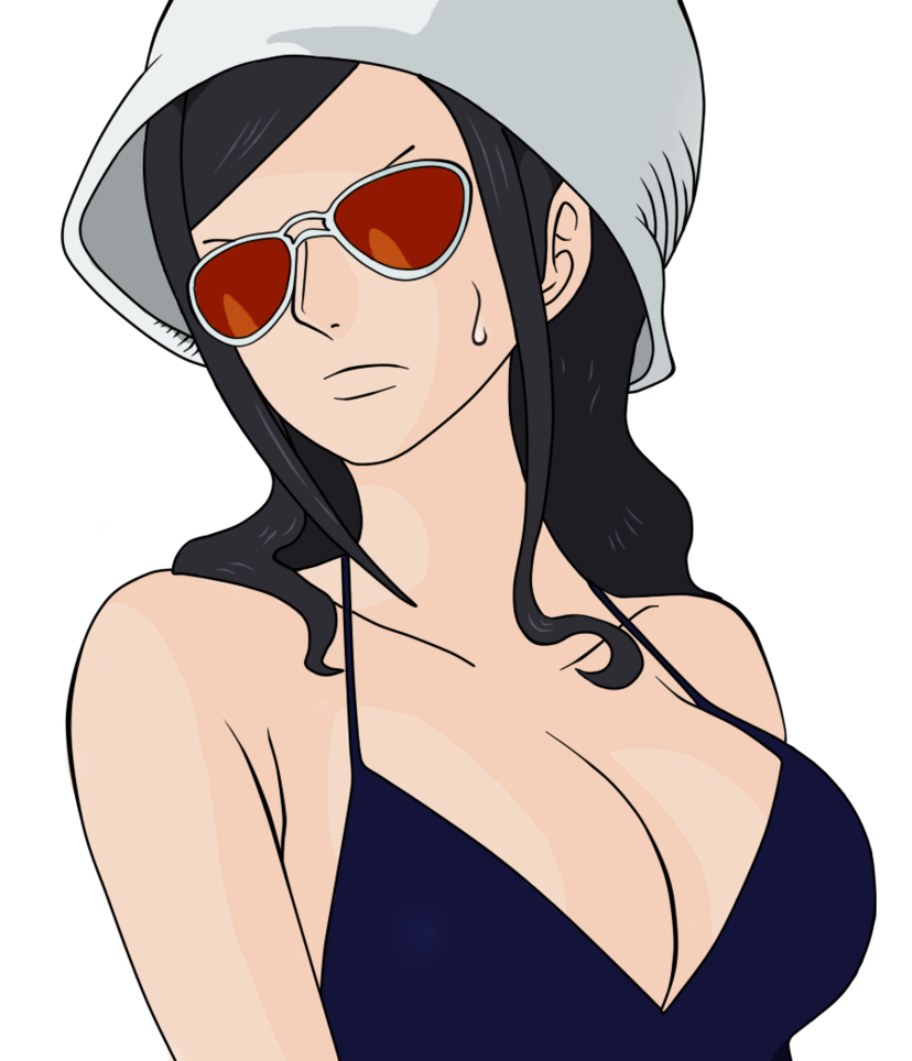 Robin one piece png. Nico dressrosa arc chapter