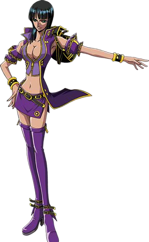 Robin one piece png. Image unlimited adventure outfit
