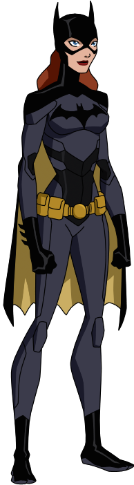 Robin png young justice. The team season two