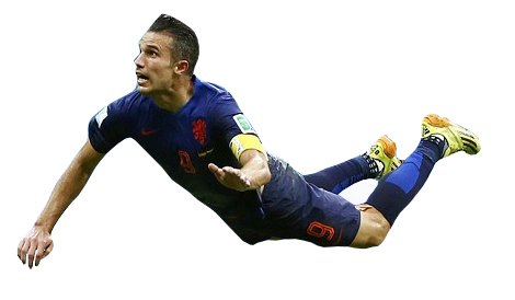 Robin van persie png. Lets photoshop fifa world