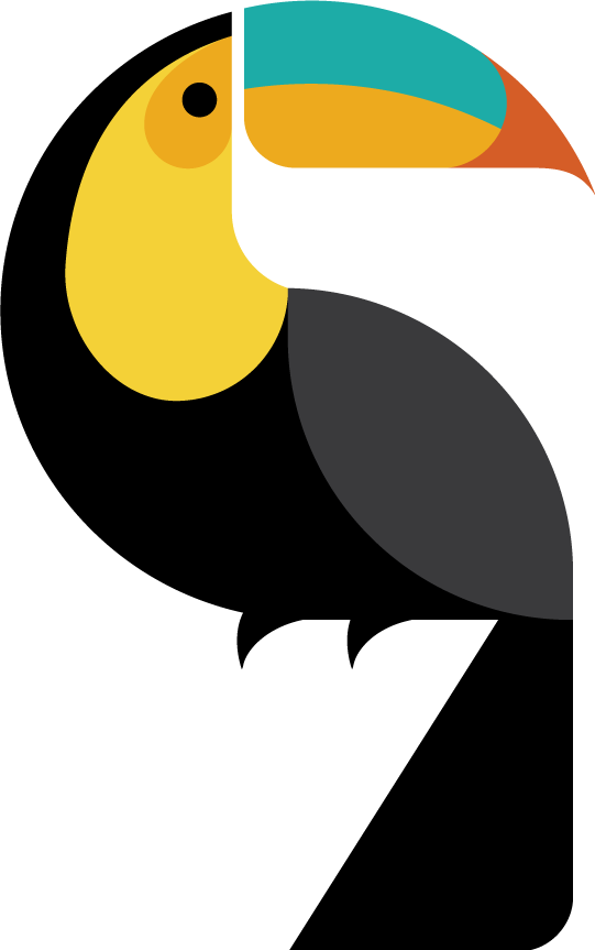 Robin vector stylised. Crow png library