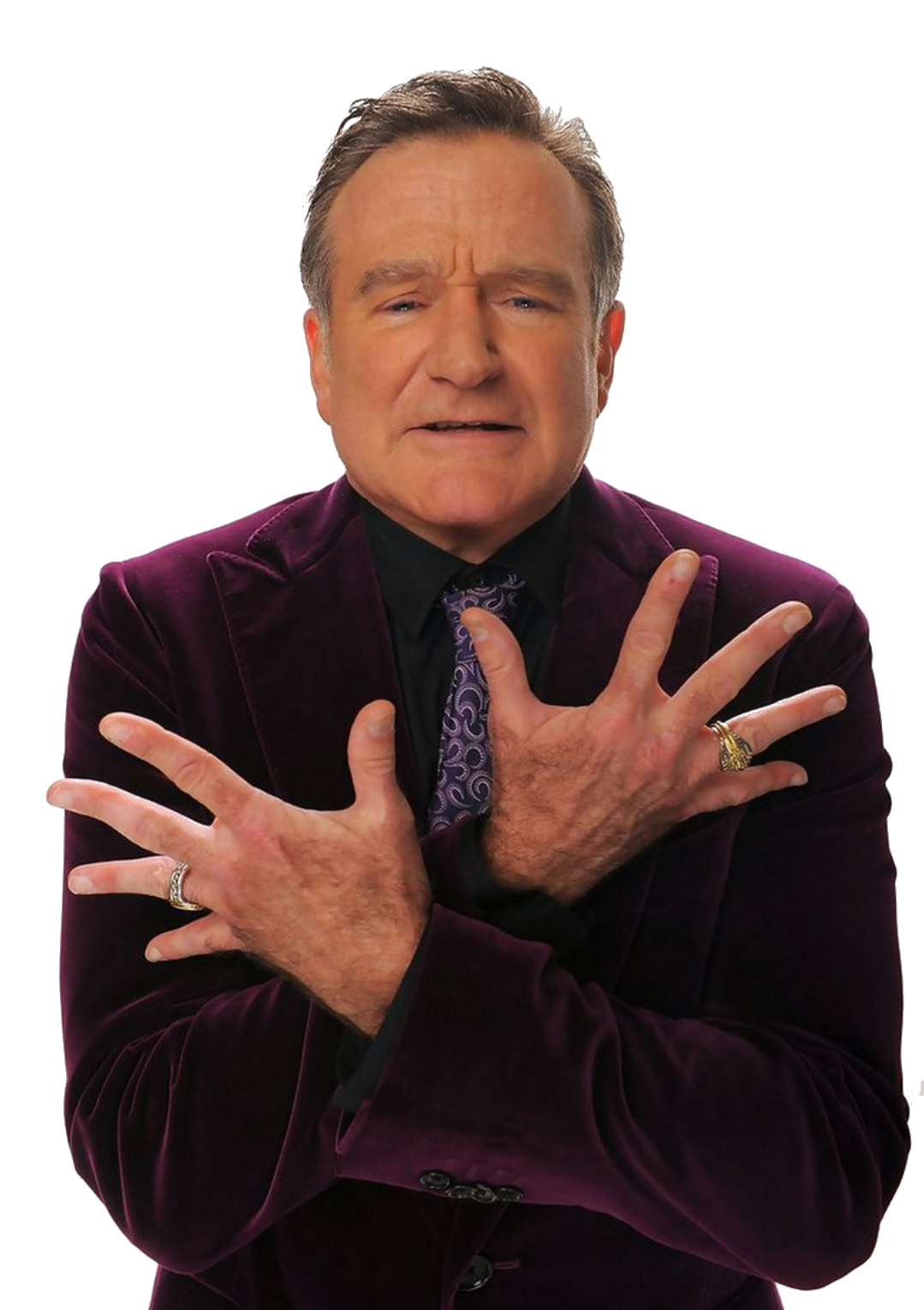 robin williams png