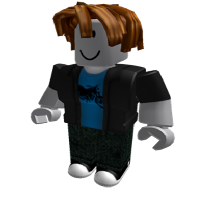 Roblox avatar png. Default character
