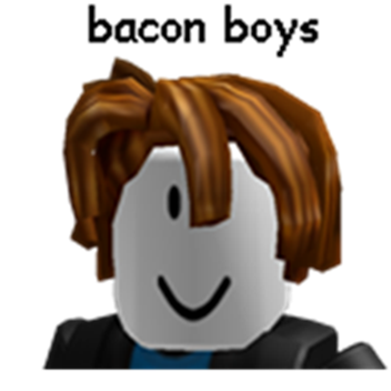 Roblox bacon hair png. How to be a