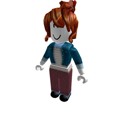 Roblox bacon hair png. Girl model