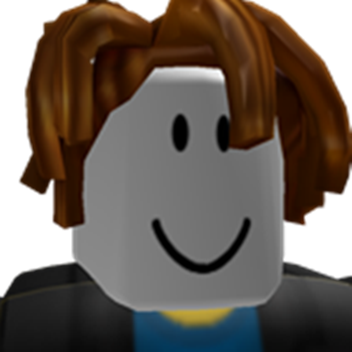 Roblox bacon hair png. For the win