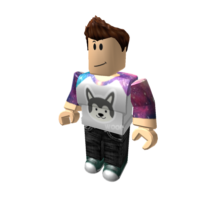 Roblox character png. Image