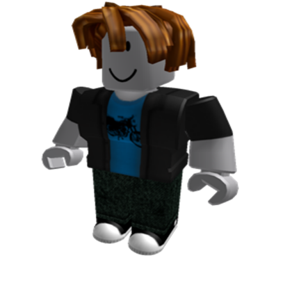 Roblox character png. Default