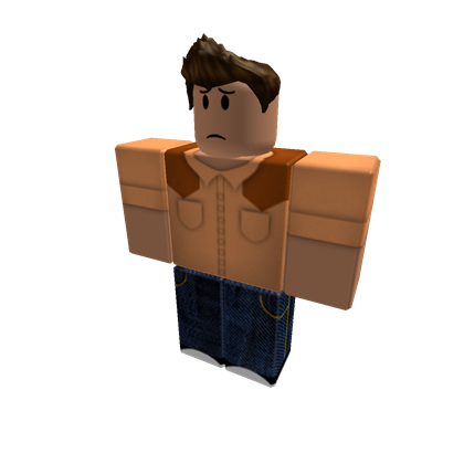 Roblox character png. Diffrent boy