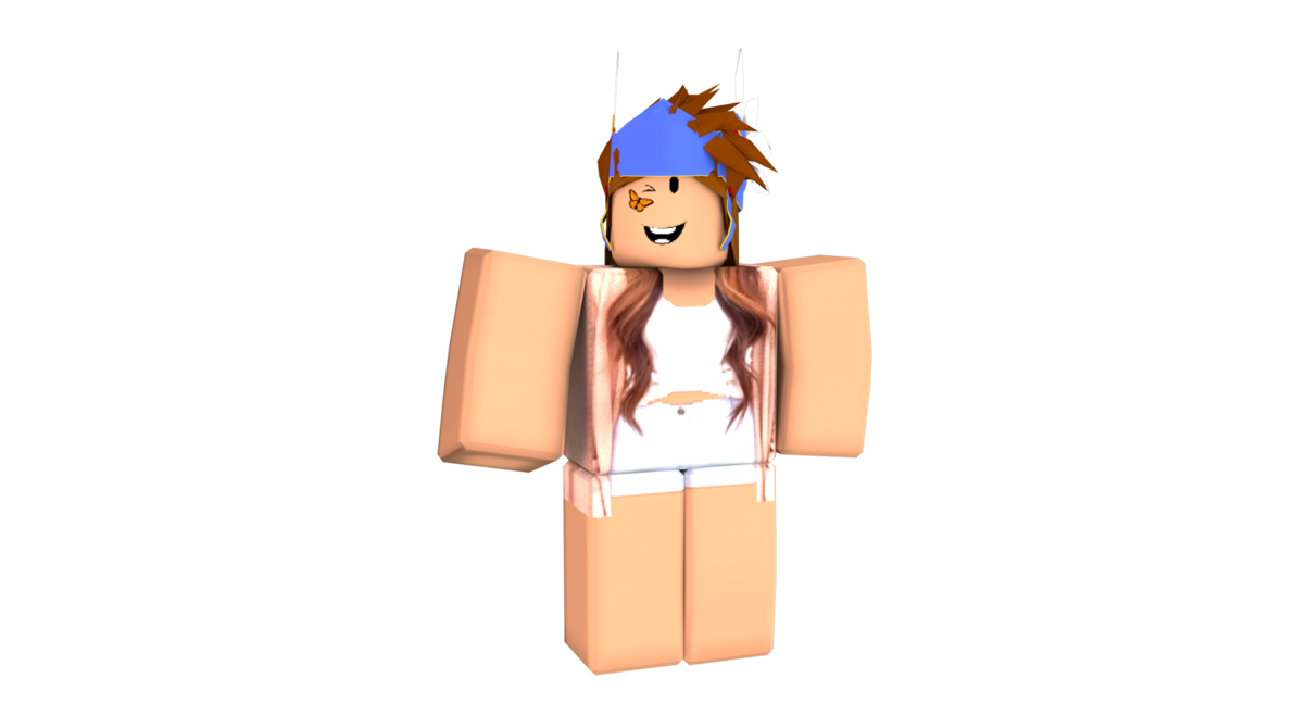 Roblox gfx png. Girl april onthemarch co