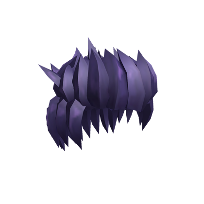 Roblox hair png. Image stylish purple wikia