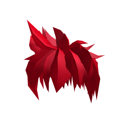 Roblox hair png. Image red awesome wikia