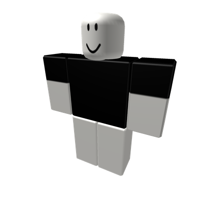 Roblox muscle t shirt template png. Black tshirt