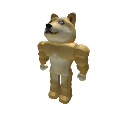 Roblox player png. Doge