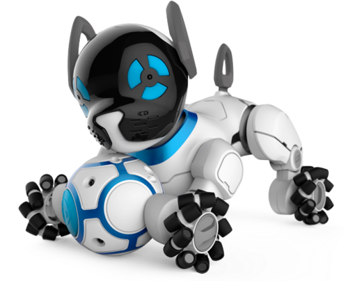 robot dog png