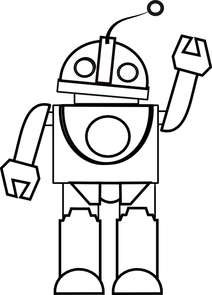 Robot drawing png. Collection of toy