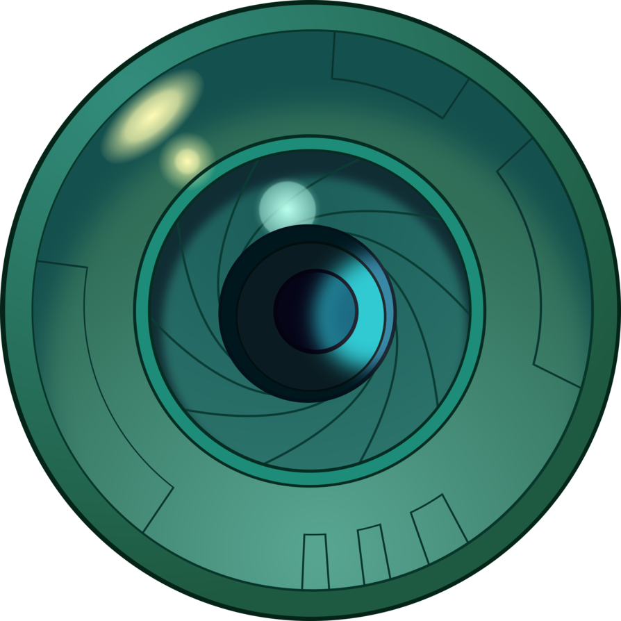 Robot eye png. Yumemi by carionto on