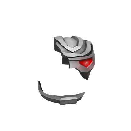 Robot face png. Image silver cyborg gear