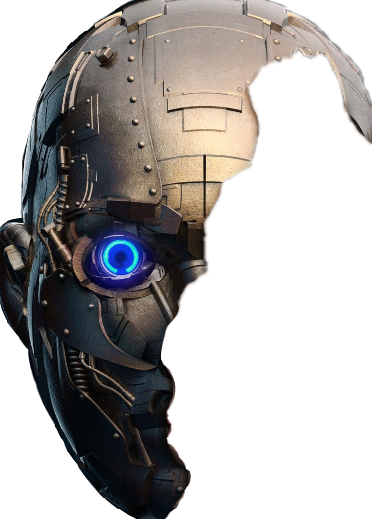 Robot face png. Sticker by lolavernhet report