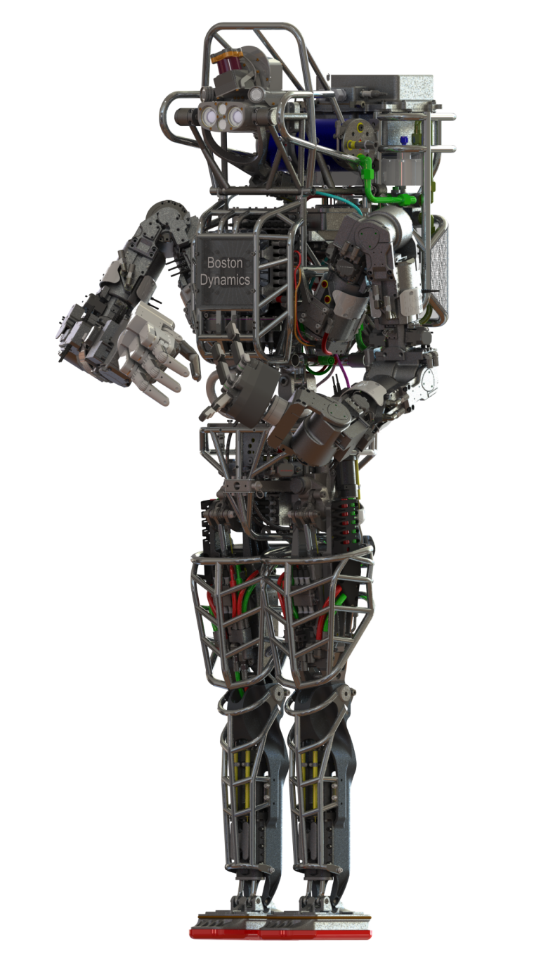 Robot foot png. Who is atlas the