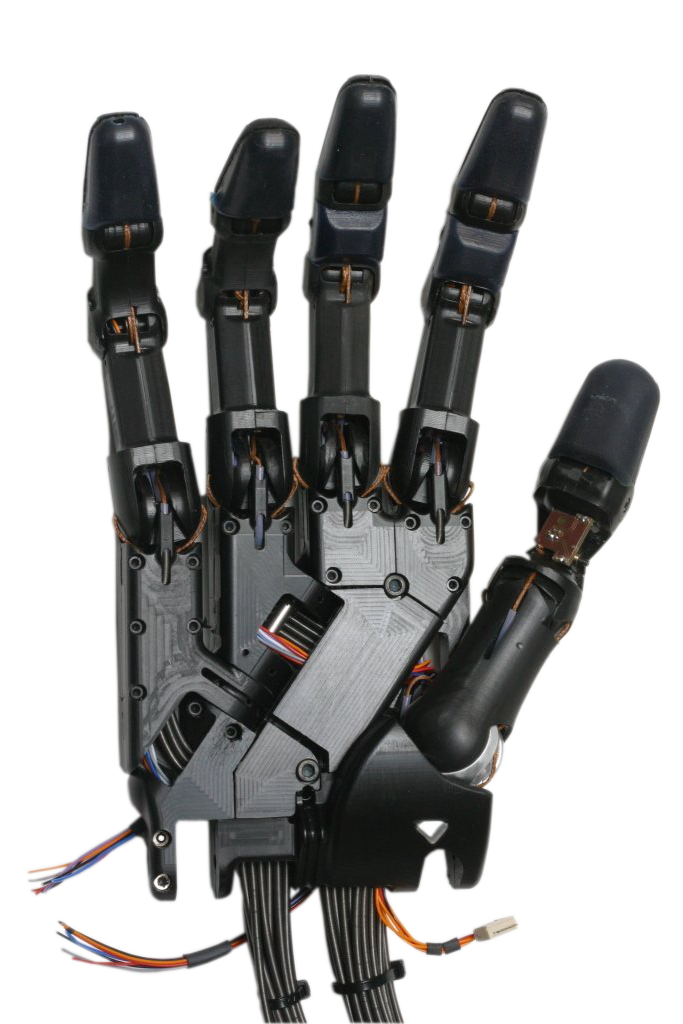 Robot hand png. One of felicity s
