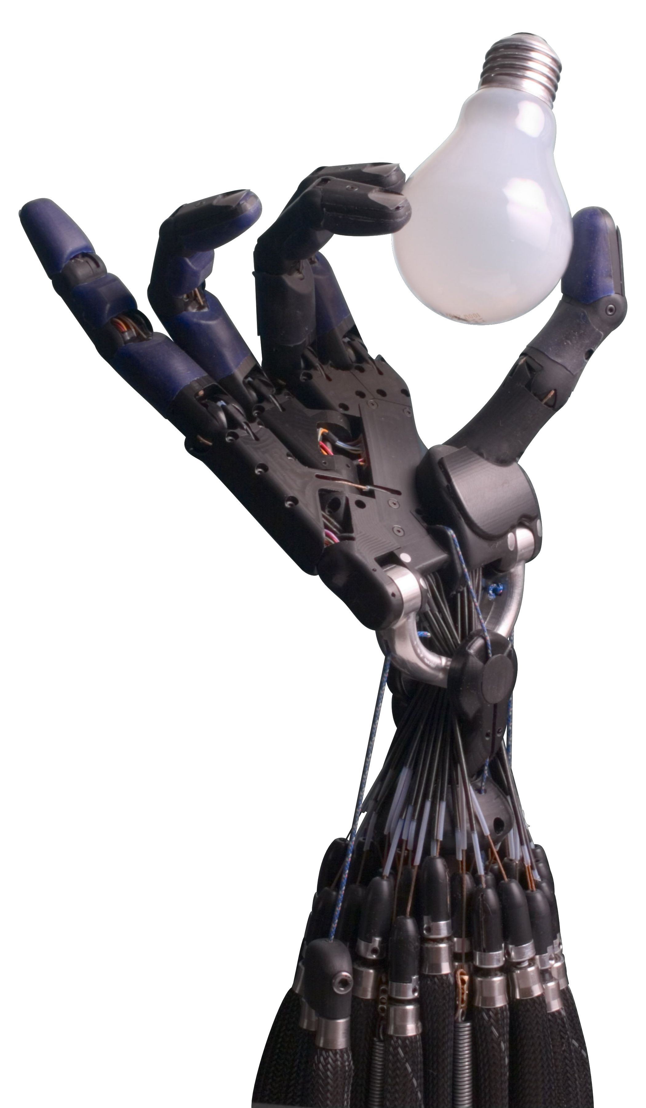 Robot hand png. File shadow bulb large