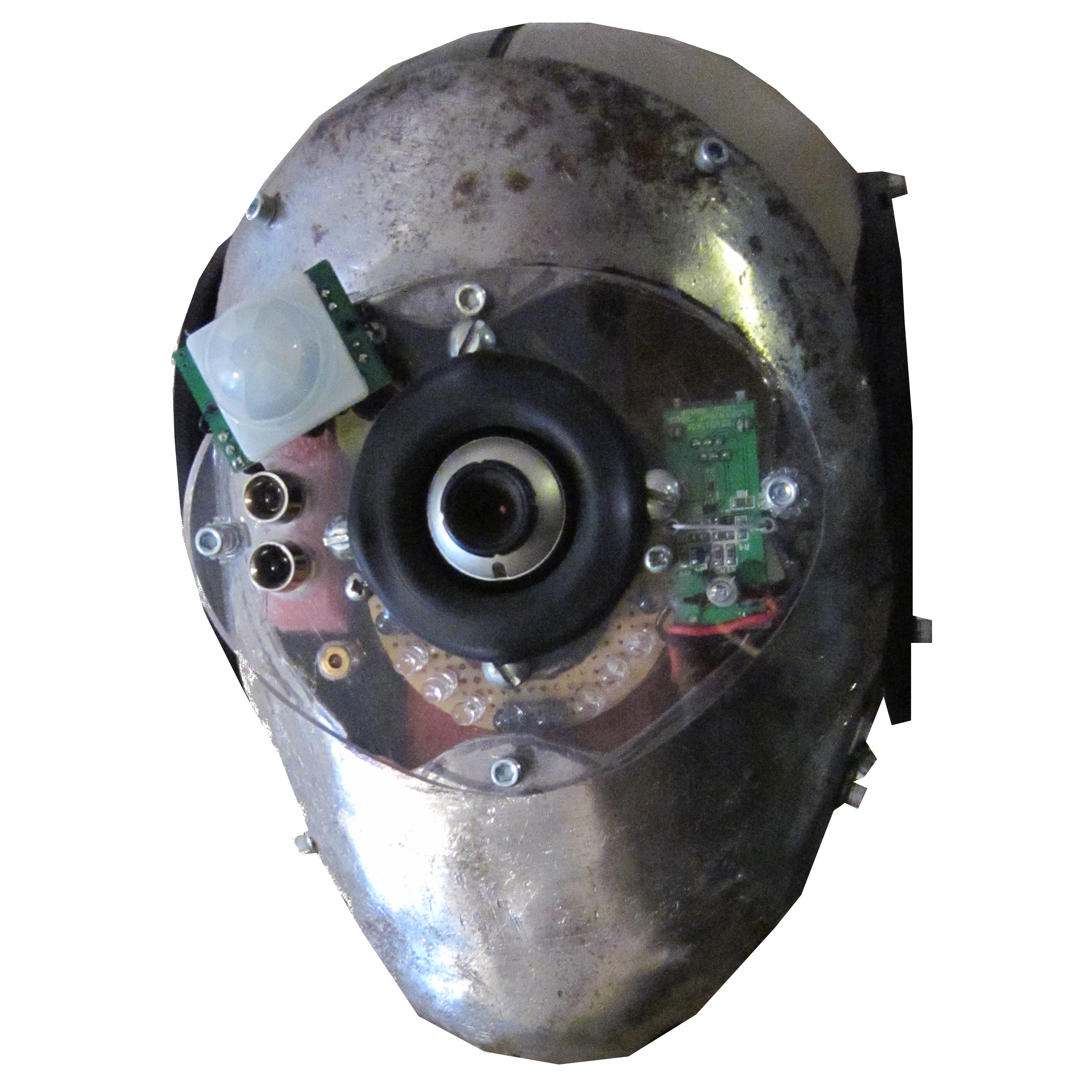 Robot head png. File salvius wikimedia commons