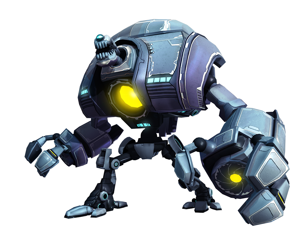 Robot png. Image guardian ratchet clank