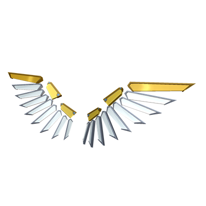 Robot wings png. Magnificent roblox