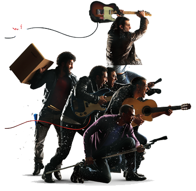 Rock band png. File mart