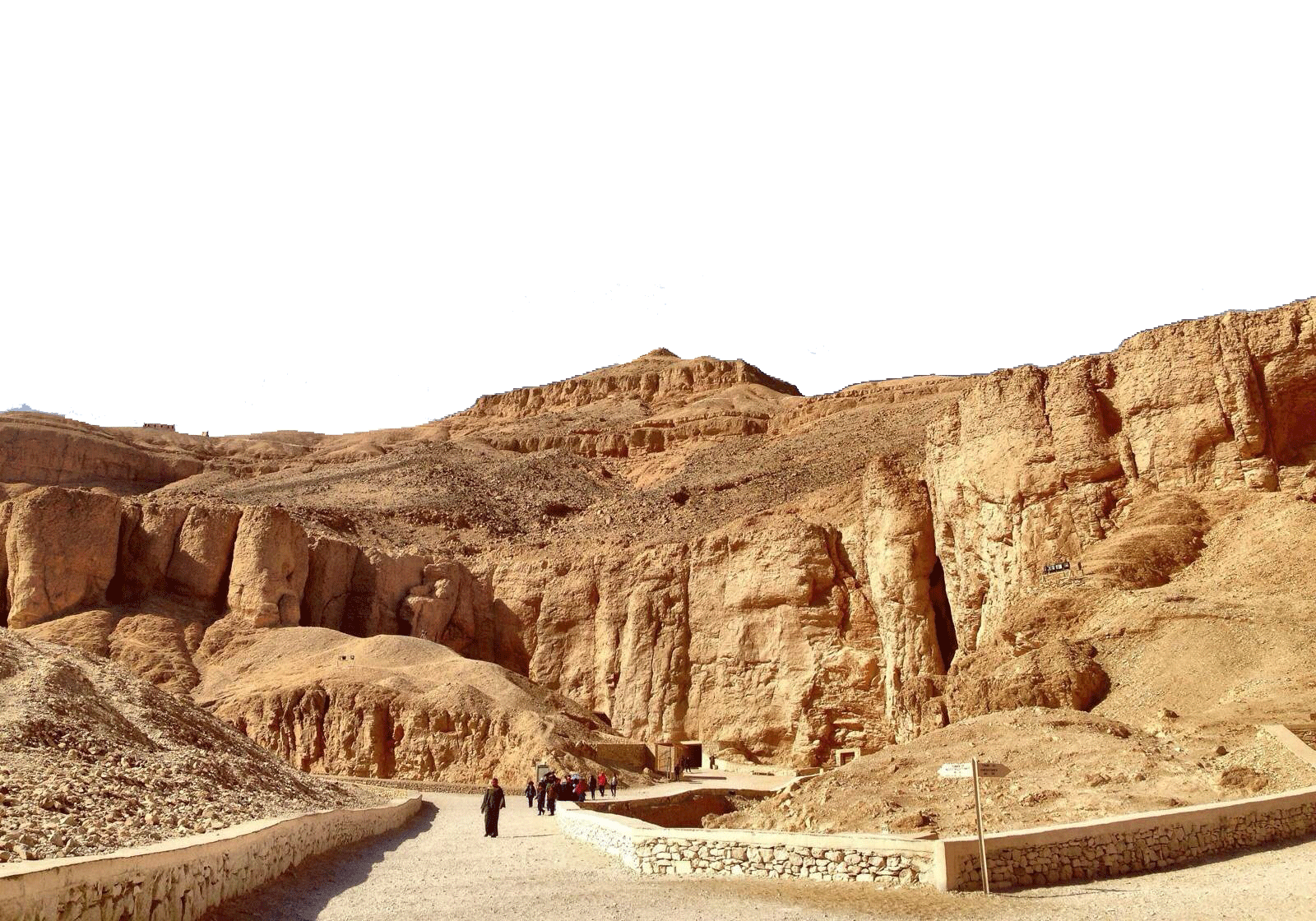 Rock cliff png. Valley of the kings