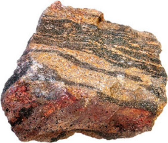 rock clipart metamorphic rock