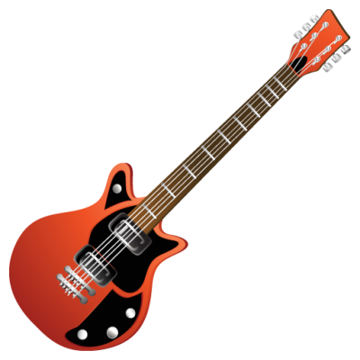 Rock guitar png. Download free music icon