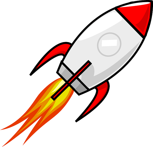 Rocket png. Clipart transparent stickpng