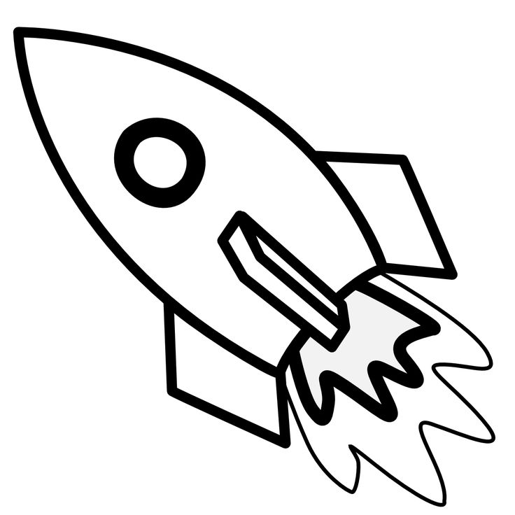 Rocket clipart rocket fire. Best rainbow ship