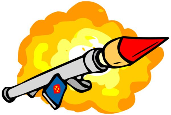 Rocket clipart science rocket. Make a straw