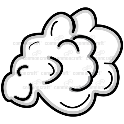Smoke clipart rocket. Common craft cut out