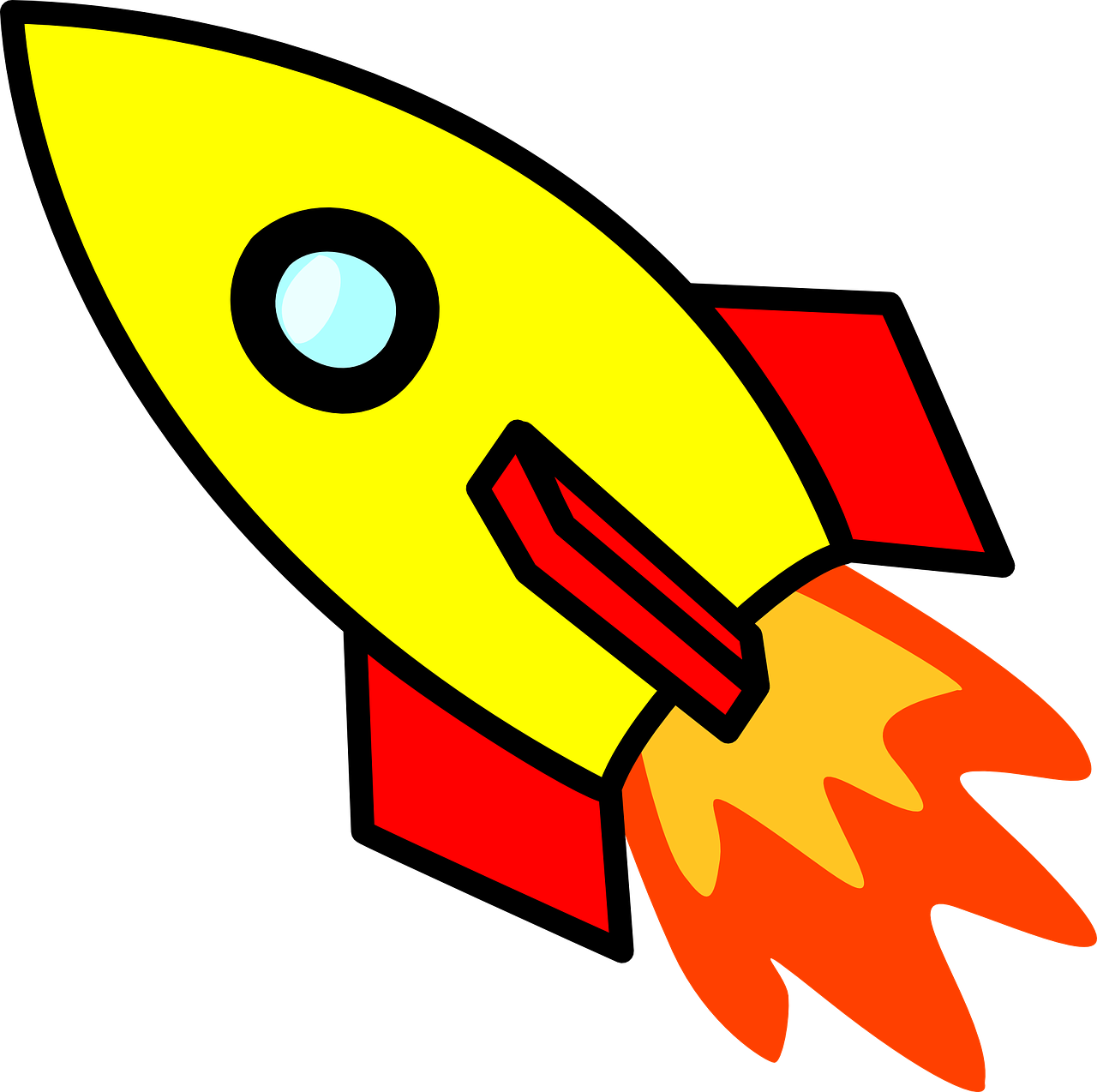 Shuttle clipart space exploration. Free image on pixabay