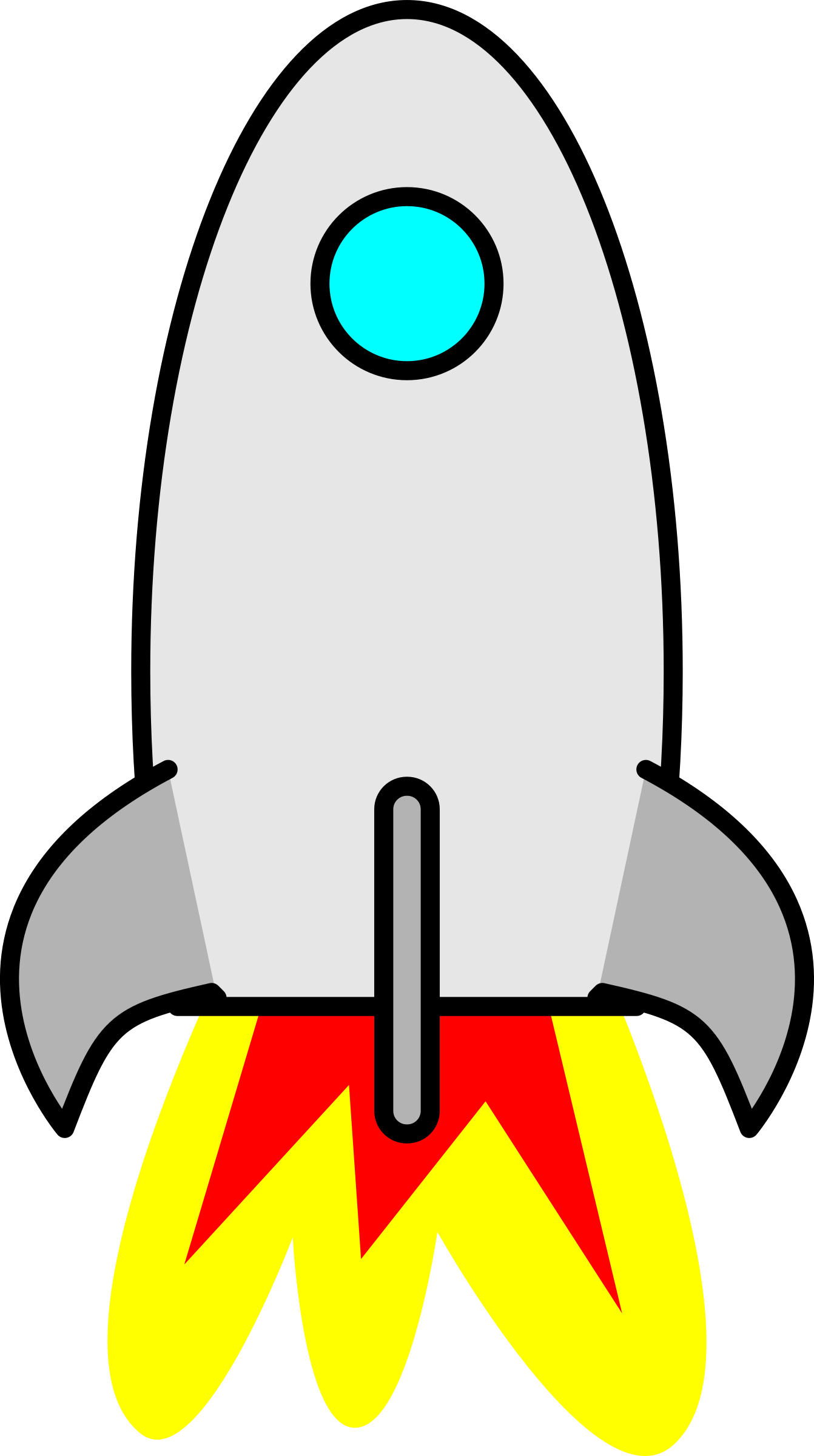 spaceship svg clear background