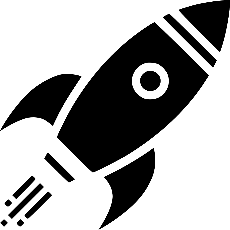 Rocket png icon. Campaign launch startup boostup