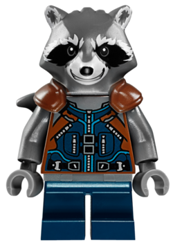 Rocket raccoon png. Brickipedia the lego wiki