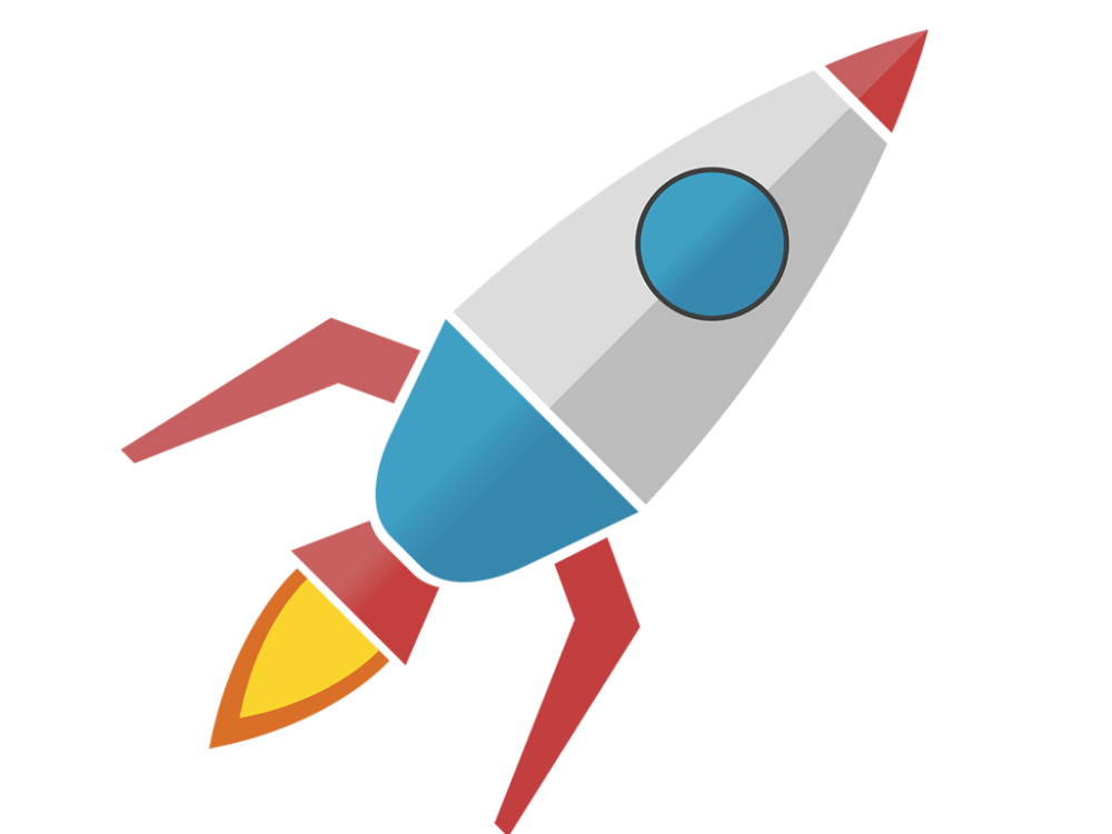 Rocket vector png. Icon free icons pinterest