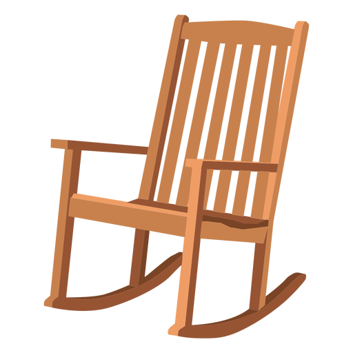 vector chair garden