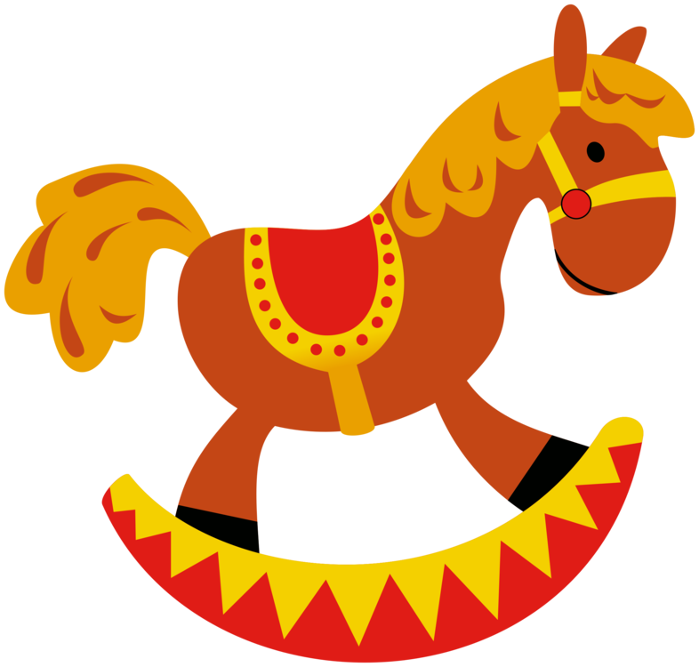 Toy clipart child toy. Rocking horse computer icons